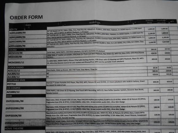 order form 4