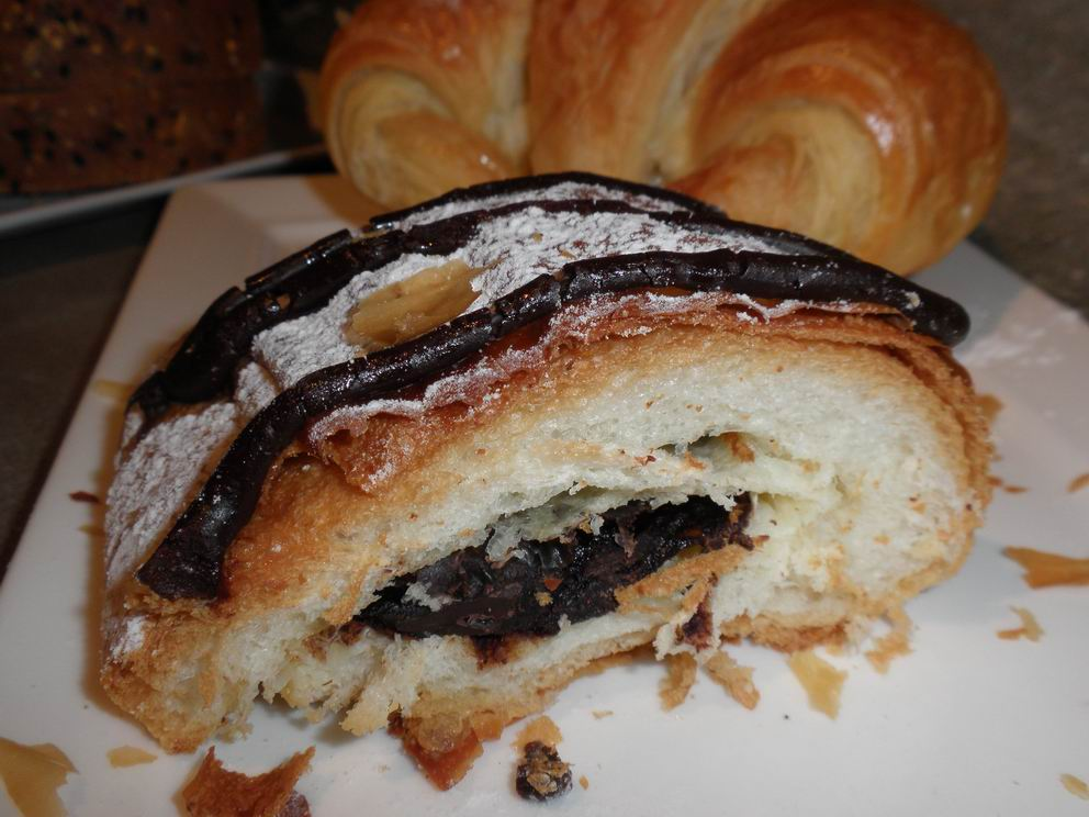 Chocolate Danish