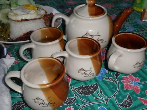 malay tea - misai kucing