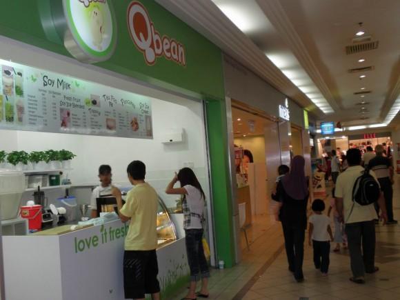 Qbean IOI Mall
