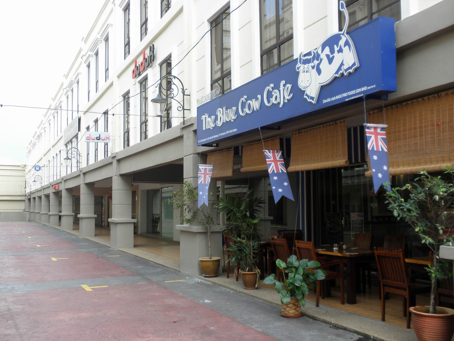 Blue Cow Cafe